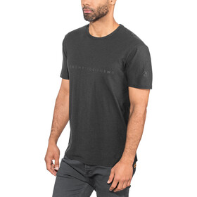 Alchemy Equipment Organic Logo T-shirt Homme, black